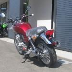 新車 ホンダ CB1100EX ABS レッド リヤサイド