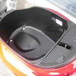 新車 ホンダ Giorno(ジョルノ) レッド シートボックス