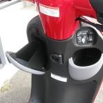 新車 ホンダ Giorno(ジョルノ) レッド フロントポケット