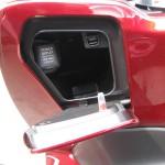新車 ホンダ PCX150 レッド シガーソケット