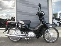 ホンダ スーパーカブ50 ブラック