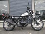 カワサキ 250TR ブラック/ホワイト