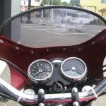 中古車 カワサキ W650 レッド メーター