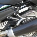 中古車 カワサキ NINJA ZX-14R ABS スペシャルエディション グリーン/ブラック リヤインナーフェンダー