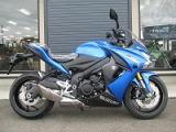 スズキ GSX-S1000F ABS ブルー
