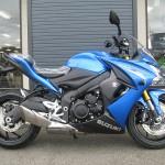 新車 スズキ GSX-S1000F ABS ブルー ライトサイド