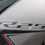新車 ヤマハ YZF-R25 ABS マットグレー エンブレム