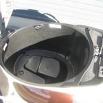 中古車 ヤマハ VINODX(ビーノデラックス) ブラウン シートボックス