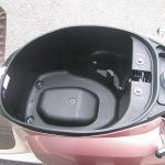 中古車 ホンダ ジョルノデラックス ピンク シートボックス