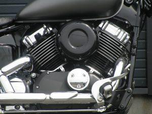 中古車 ヤマハ ドラッグスター400 エンジン