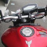 ヤマハ MT-09 ABS 2016年モデル レッド メーター