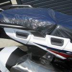 新車バイク ホンダ CRF1000L アフリカツイン トリコロール パニアステー