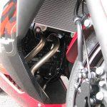カワサキ NINJA250ABS スペシャルエディション レッド エンジン