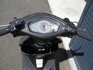 新車 スズキ アドレスV125Sリミテッド ガンメタ スピードメーター