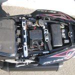 カワサキ NINJA ZX‐14R ABS オーリンズエディション ブラック シート下ETC装着