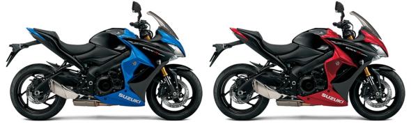 2017年モデル GSX-S1000ABS 予約を開始しました。