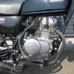 ホンダ エイプ50 ブラック エンジン (中古車)