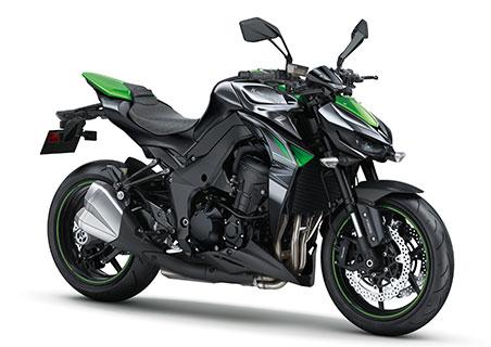 2017年モデル Z1000 ABS予約開始