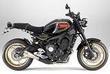 XSR900 ヘリテージ外装セット ブラック 受注期間限定生産