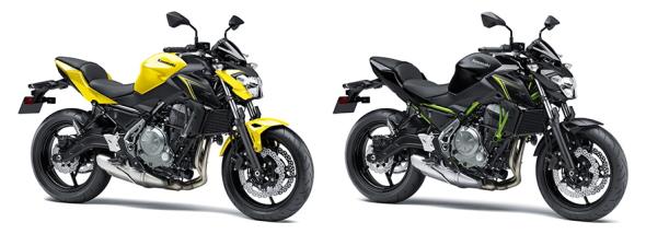 2018年モデル Z650 ABS予約開始しました。