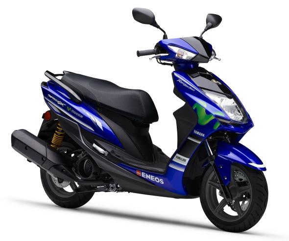 CYGNUS-X SR Movistar Yamaha MotoGP Edition 予約受付中