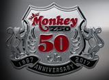 ホンダ モンキー50周年スペシャル クロームメッキ
