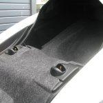 中古車 ヤマハ グランドマジェスティ250 ホワイト シートボックス後ろ側