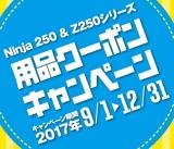 カワサキ NINJA250 Z250 用品クーポン