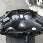 中古車 ヤマハ グランドマジェスティ250 ホワイト メーター