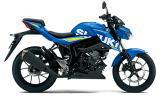 新発売 スズキ GSX-S125