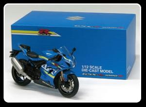 スズキ GSX-R1000RABS ダイキャストモデルプレゼントキャンペーン
