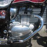 新車 カワサキ エストレア ファイナルエディション エンジン
