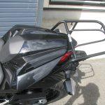 中古車 カワサキ Z250 ABS ブラック リアキャリア