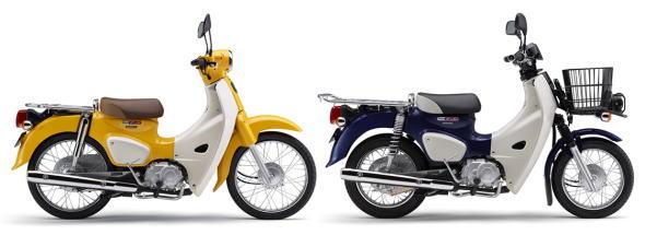 ホンダ新商品 スーパーカブ50(110)、カブ50PRO(110PRO) 予約開始