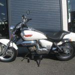 中古車バイク ホンダ マグナ50(MAGNA50) ホワイト ひだり側