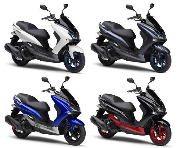 ヤマハ新商品 マジェスティS(155ccスクーター) 予約開始