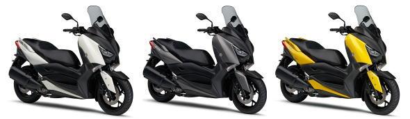 ヤマハ新商品 XMAX(250ccスクーター) 予約開始