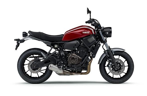 2018年モデル ヤマハ XSR700 サンプル画像