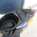 中古車 JOG(ジョグ) ブラック シートボックス