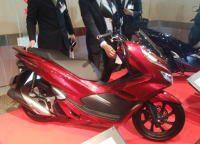 2018年5月発売予定モデル ホンダ PCX150 レッド