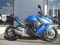 中古車情報 スズキ GSX-S1000F ABS ブルー