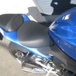 中古車情報 スズキ GSX-S1000F ABS ブルー 車体上部