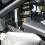 中古車情報 スズキ SV650 ABS マットブラック リヤサスペンション