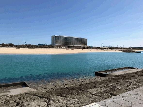 カワサキコーヒーブレイクミーティングin沖縄美々ビーチ