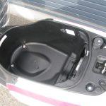 新車情報 ホンダ ダンク(DUNK) ホワイト/ピンク シートボックス