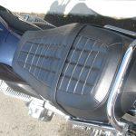 中古車 ホンダ CB1100 ABS ブルー シート