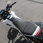 中古車情報 ホンダ グロム(GROM)ホワイト (125cc原付二種) うえ側