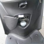 中古車 ホンダ リード125(LEAD125) シルバー ガソリンタンクキャップ