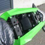 新車情報 カワサキ NINJA650 KRT Edition グリーン/ブラック ETC車載器