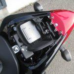中古車 スズキ GSX-S1000ABS レッド/ブラック 分離型ETC装着写真
